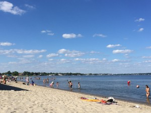 Beach Day @ the beautiful Greenwich Point Park, CT