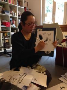 Fumiko, our teacher -- Fumiko, la nostra insegnante
