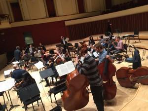 A rehearsal in Atlanta - Una prova a Atlanta...