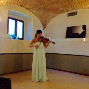 Recital @ Borgo Vecchio, Manerbio! Il recital a Borgo Vecchio a Manerbio!