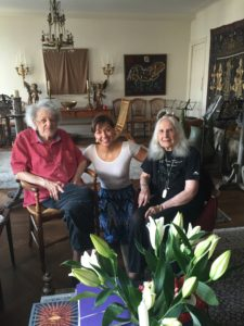 A visit with my former teacher, Mr. Bobby Mann and his wonderful wife Lucy